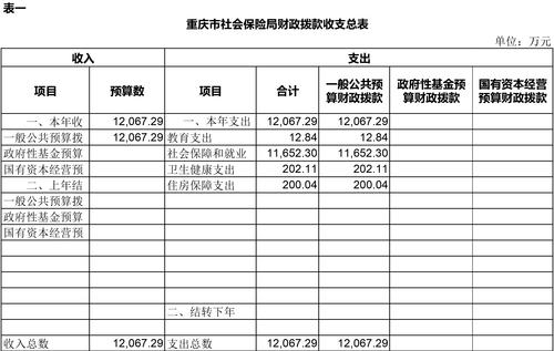 3月11日预算公开套表-1